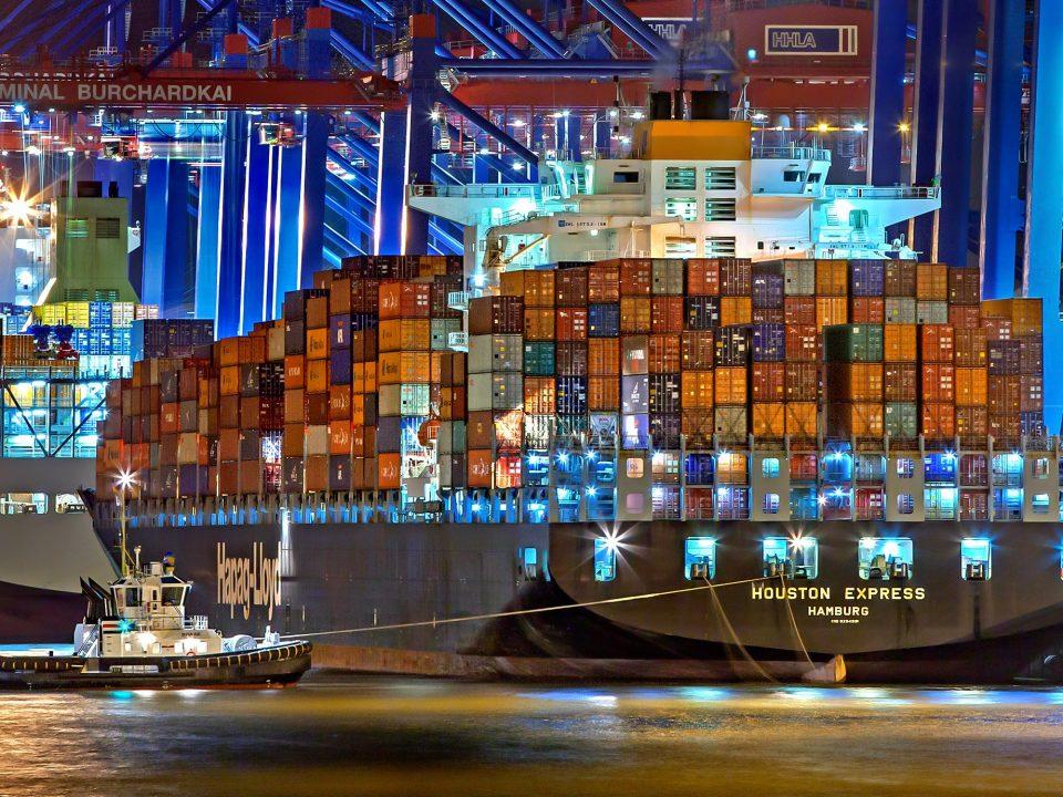 Logistics Company in Dubai